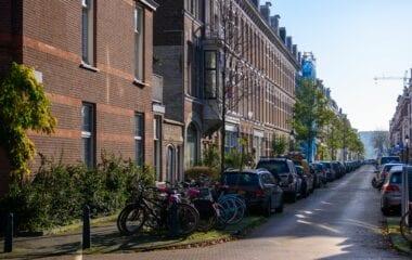 Woningen in de Koningsstraat